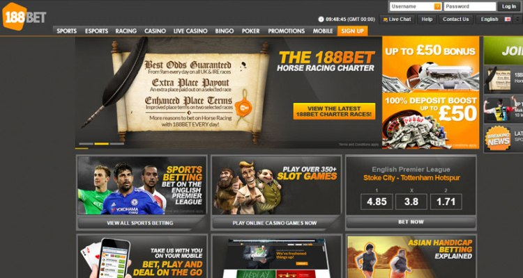 188BET Casino Review