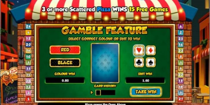 The Gamble Feature in Online Slot Games